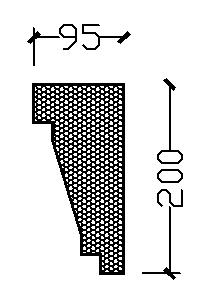 腰線及窗套線條規格